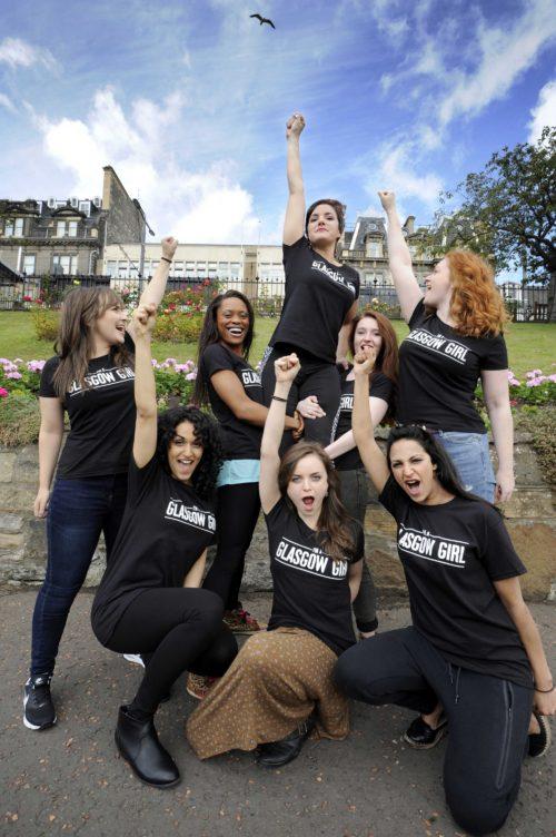 FREE Glasgow Girls at Edinburgh Fringe 01