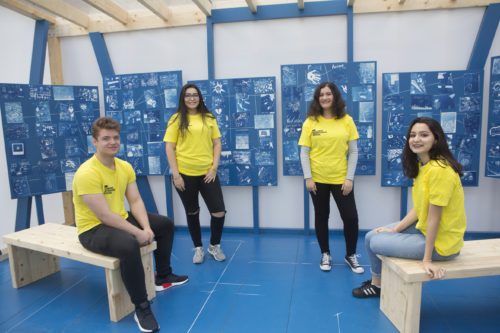 Five things you need to know today the edinburgh reporter the edinburgh international festival unveiled blueprint for the future a free art installation showcasing the work of edinburgh young people displayed in a malvernweather Image collections