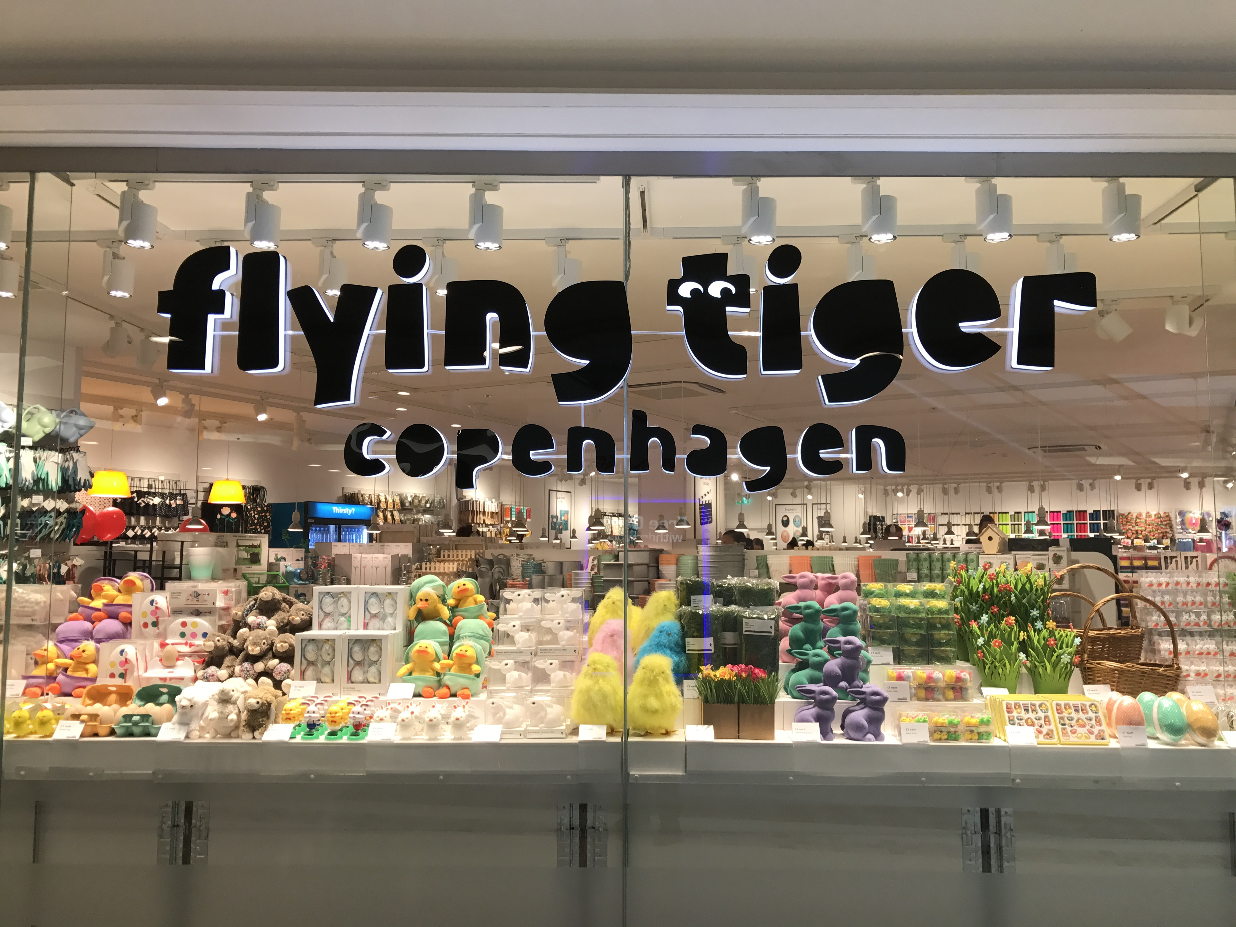 Flying Tiger roars into the Gyle – The Edinburgh Reporter