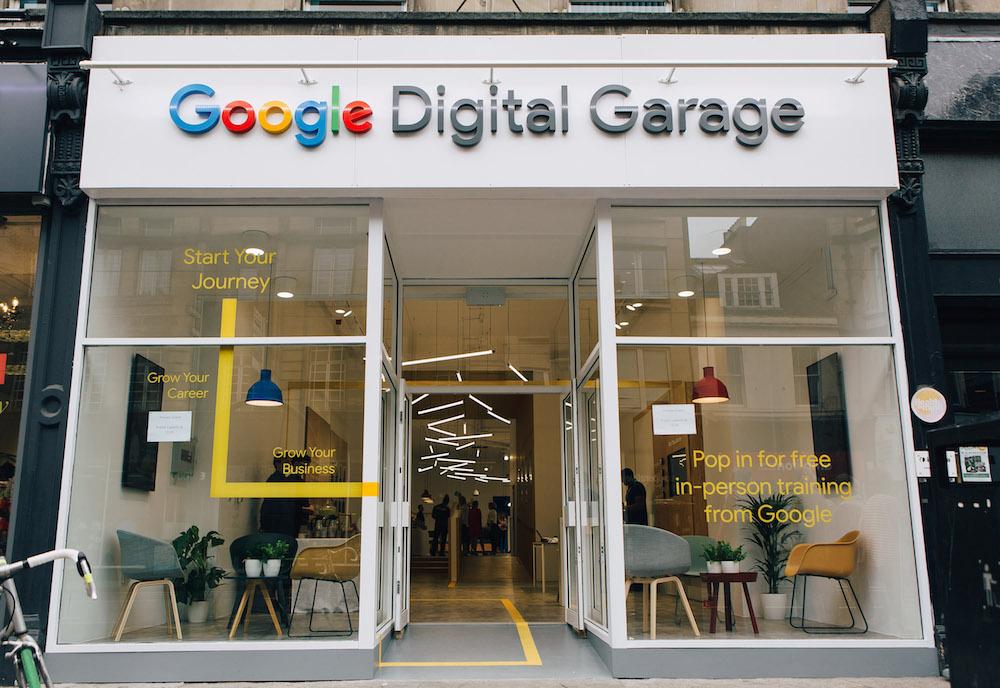 Google Opens A Digital Garage In Edinburgh The Edinburgh Reporter