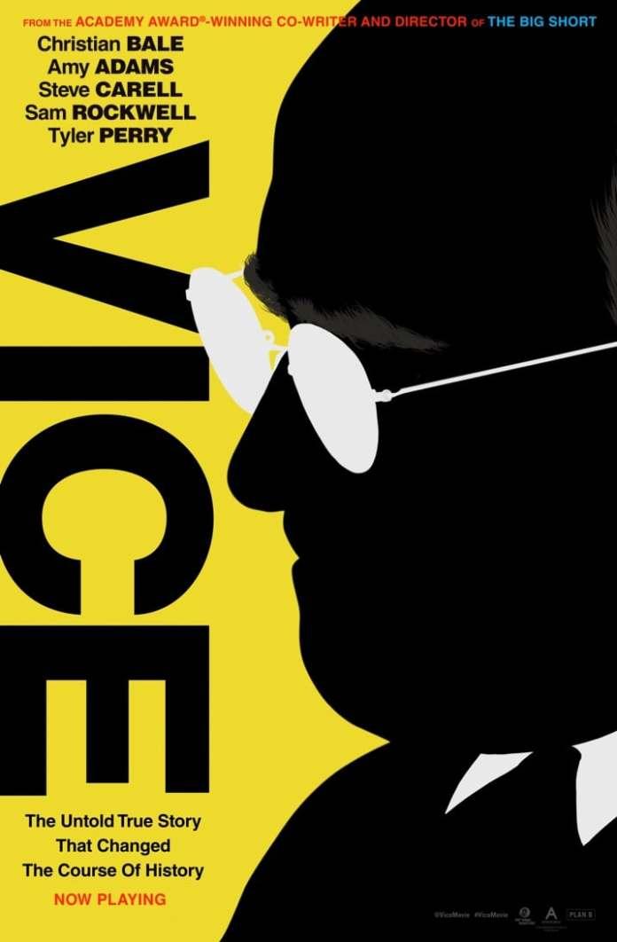 VICE Film Poster