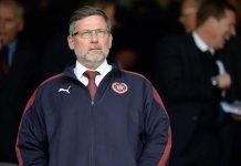 Hearts manager Craig Levein