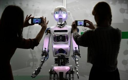 At National Museum of Scotland – Robots – The Edinburgh Reporter
