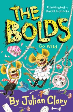 The Bolds Go Wild book cover