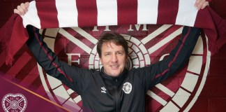 New Hearts manager Daniel Stendel