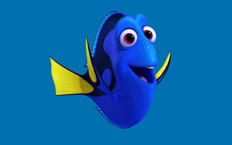 Finding Dory: Review - The EDIT