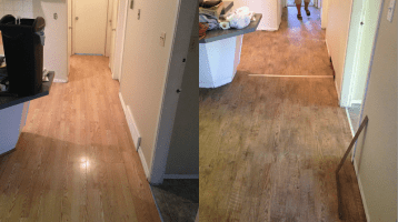 Quick Update On Our Latest Floor Renovation
