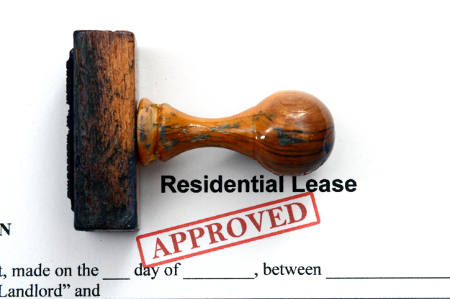 You need a written lease
