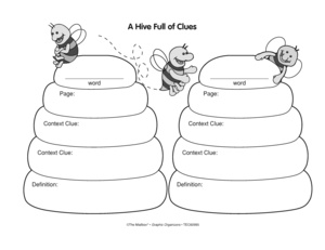 Pin Context-clues-worksheets-for-5th-grade-a-crown-made