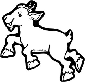 Billy Goats Troll Coloring Page Coloring Pages