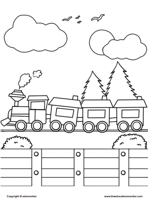 Free coloring page for your kids