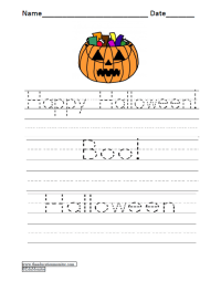 All Worksheets  Halloween Worksheets For Preschoolers ...
