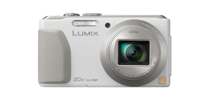 Panasonic's new LUMIX TZ40: their most advanced photo and video hybrid compact camera to date