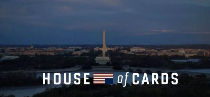 Netflix introduces improved user interface and launches exciting new series 'House of Cards'