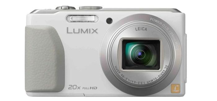 Panasonic Lumix TZ40 review