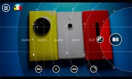 Nokia Lumia Amber Pro Cam