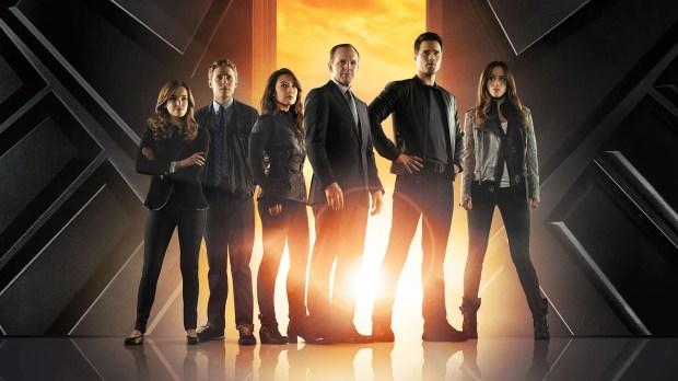 Marvel's Agent's Of S.H.I.E.L.D. Cast