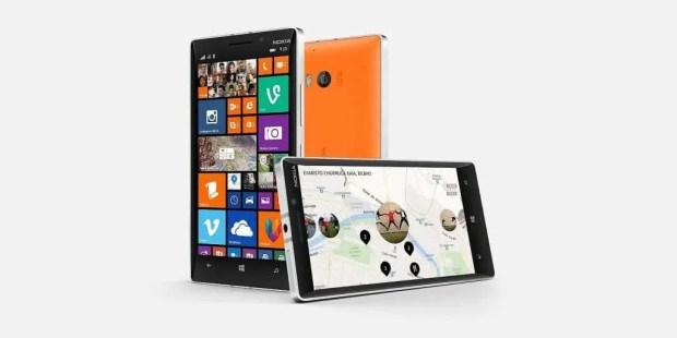 Nokia Lumia 930 via Nokia.com