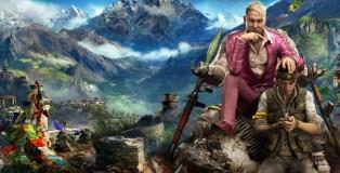 Far Cry 4 New Trailer Kyrat PS4 PS3 Xbox One Xbox 360