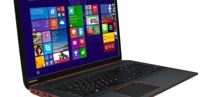 Toshiba Announces New Qosmio P70 & Qosmio X70