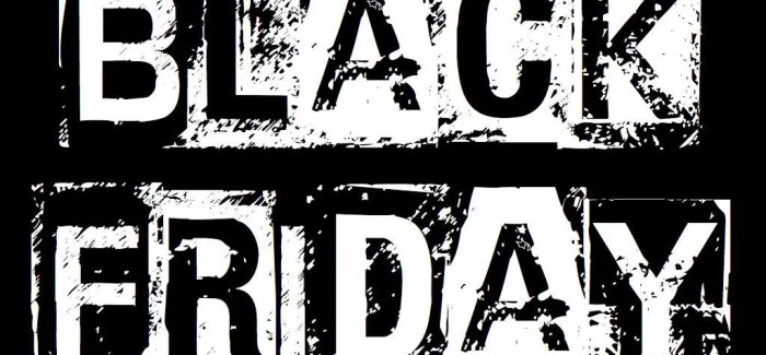 Black Friday Console Deals – Updated Throughout The Day