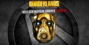 Borderlands The Handsome Collection PS4 Xbox One The Pre Sequel Gearbox