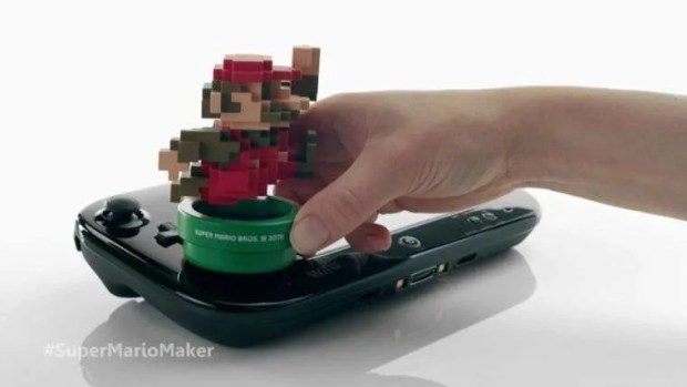 8-bit-amiibo Nintendo