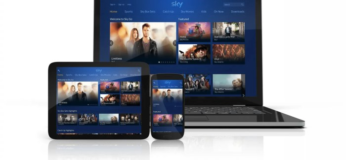 Sky Go Receives Its Biggest-Ever Redesign