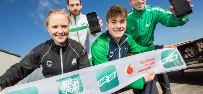 Ireland's sports clubs now at our fingertips – Federation of Irish Sport and Vodafone Ireland Foundation Launch Club Finder App