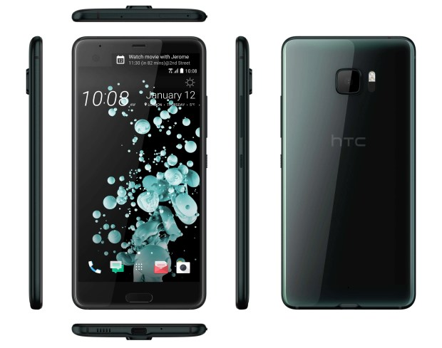HTC U Ultra_6V_BrilliantBlack Low Res