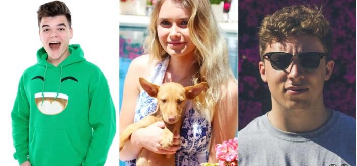 YouTube stars Slogoman, Jelly & IamSanna announced for PlayersXpo this October