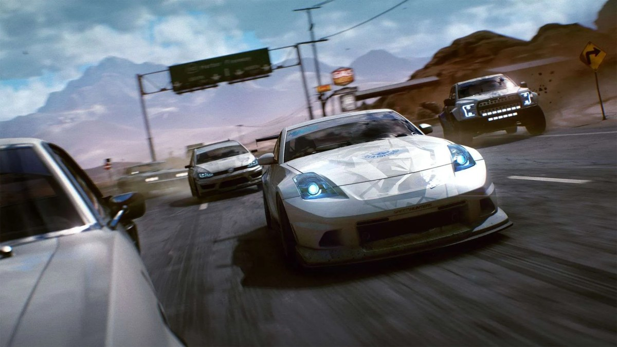 WATCH: New Need for Speed Payback Trailer showing off the biggest NFS world yet