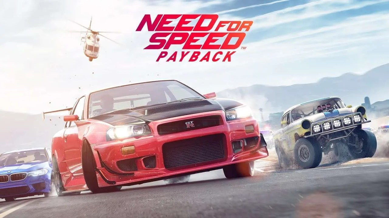 WATCH: New Need for Speed Payback Trailer showing off the