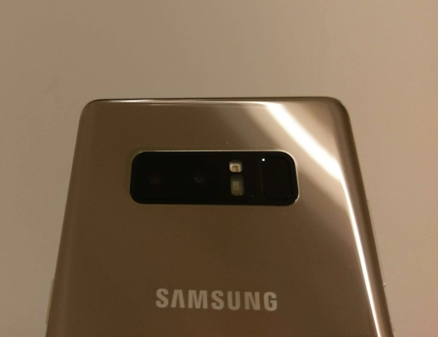 Dual Camera Samsung Galaxy Note 8