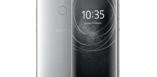 Sony Unveils Xperia XA2 & Xperia L2 at CES 2018