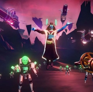 REVIEW: Blasters of the Universe (PSVR)