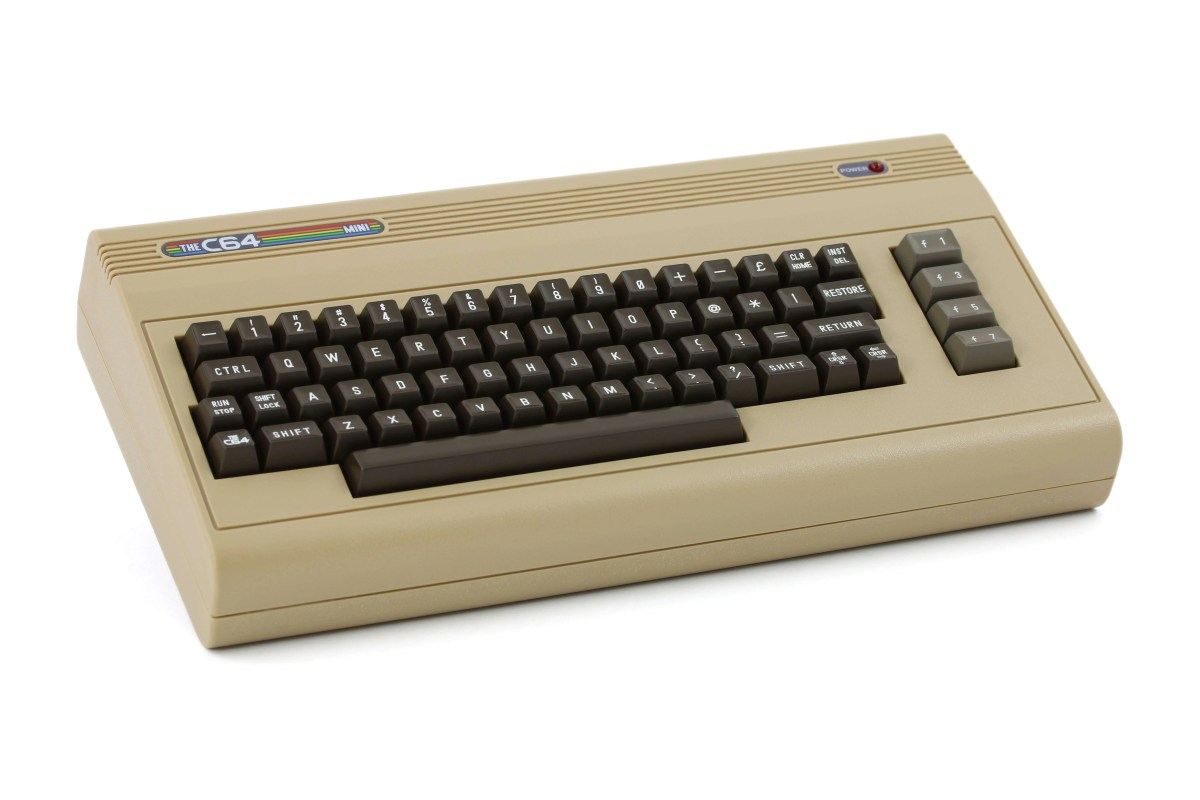 GameStop Launch the C64 Mini