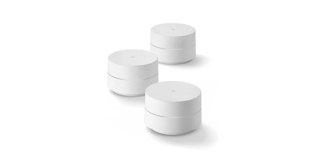 Google Launches its Google Wifi Devices in Ireland