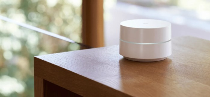 REVIEW: Google Wifi