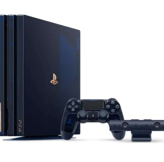 Sony Introduce Limited Edition '500 Million' PlayStation 4 Pro 2TB Model