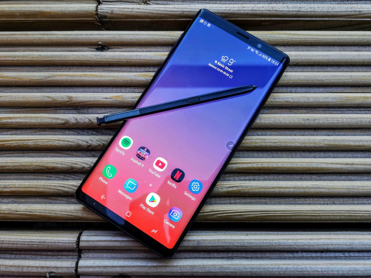 REVIEW: Samsung Galaxy Note9