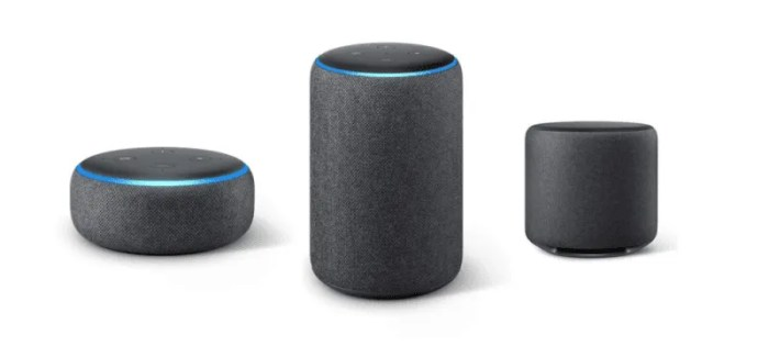 Amazon announce FIVE new & redesigned Echo devices that are coming to Ireland