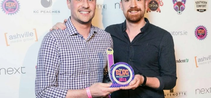 TheEffect.Net voted 'Best Digital & Tech Blog' in Ireland for the 2nd year running!