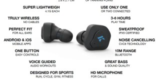 REVIEW: KuaiFit K Sport Wireless Earphones