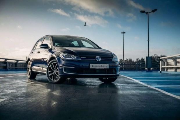 VW e-Golf - The Executive Edition