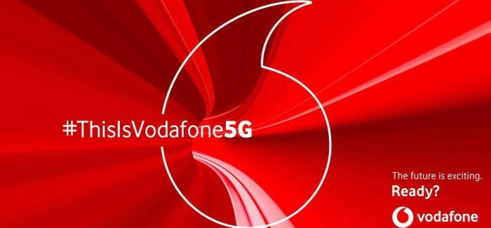 Vodafone switches on 5G in five cities in Ireland