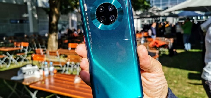 Huawei announce Mate 30 & Mate 30 Pro with 7680fps Super Slo Mo video capture