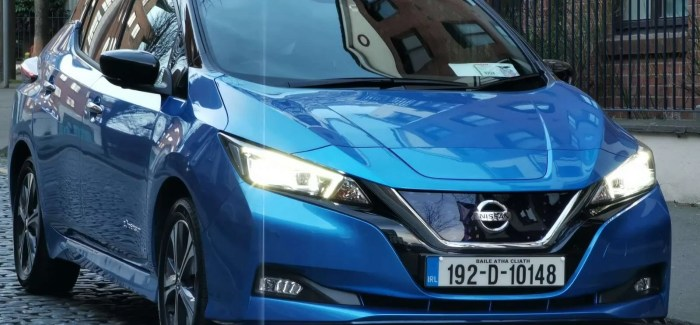 REVIEW: Nissan Leaf 62kWh