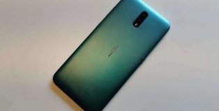 Nokia 2.3 rear