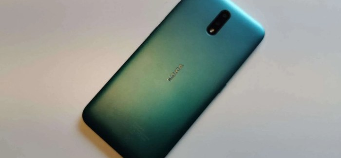 REVIEW: Nokia 2.3 – Entry level handset with outstanding battery